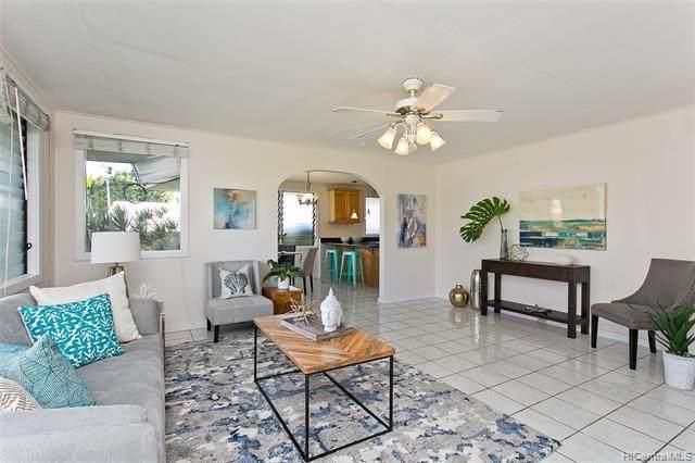 547 Auwai Street, Kailua, HI 96734 (MLS #202100069) :: Island Life Homes