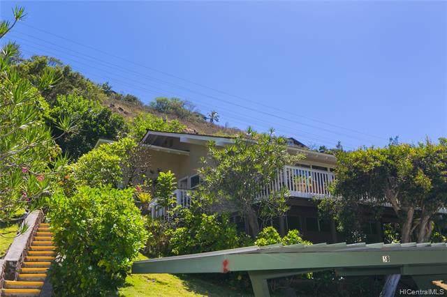 1521 Kalaniwai Place #57, Honolulu, HI 96821 (MLS #202100087) :: Corcoran Pacific Properties
