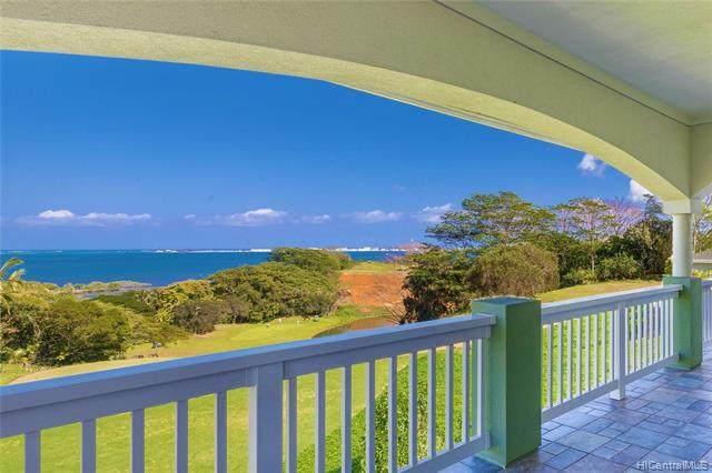 45-165 Ikenakai Street, Kaneohe, HI 96744 (MLS #202100092) :: LUVA Real Estate