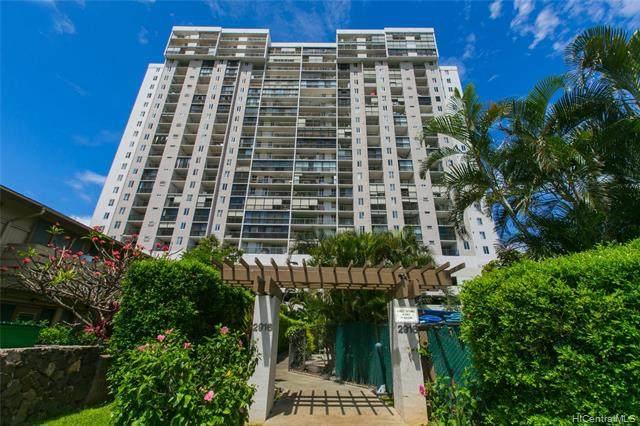 2916 Date Street 9B, Honolulu, HI 96816 (MLS #202100134) :: Corcoran Pacific Properties