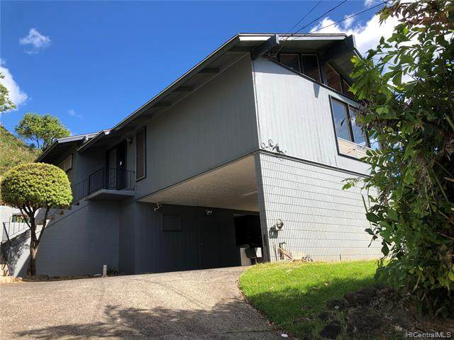 1480 Ala Iolani Street, Honolulu, HI 96819 (MLS #202100146) :: Corcoran Pacific Properties