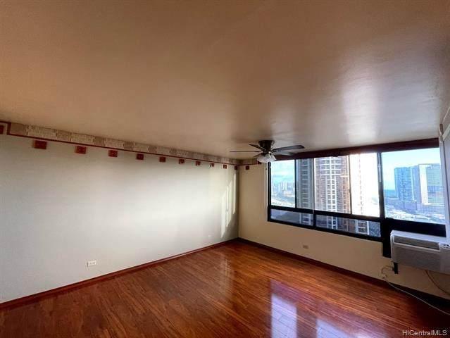 876 Curtis Street #2502, Honolulu, HI 96813 (MLS #202100148) :: Island Life Homes