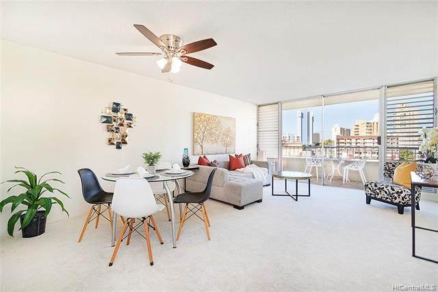 2949 Ala Ilima Street #604, Honolulu, HI 96818 (MLS #202100160) :: Corcoran Pacific Properties