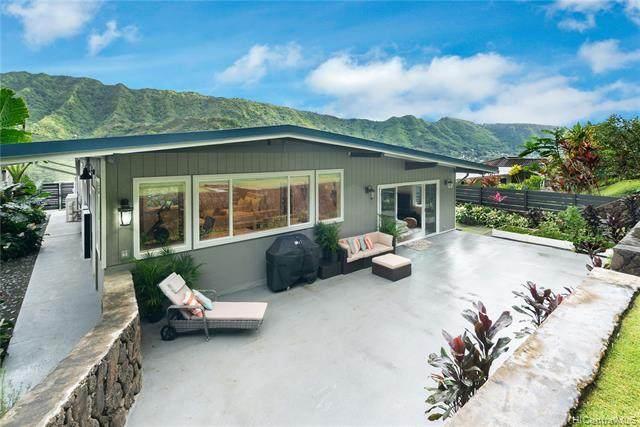 3738 Kumulani Place, Honolulu, HI 96822 (MLS #202100190) :: Barnes Hawaii