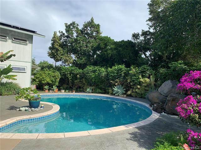 531 Kaiemi Street, Kailua, HI 96734 (MLS #202100195) :: LUVA Real Estate