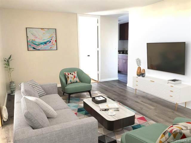 1415 Liholiho Street #509, Honolulu, HI 96822 (MLS #202100198) :: Island Life Homes