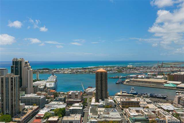 60 N Beretania Street Pha8, Honolulu, HI 96817 (MLS #202100222) :: Keller Williams Honolulu