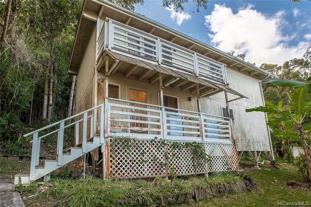 3381A Kamaaina Place #2, Honolulu, HI 96817 (MLS #202100224) :: Keller Williams Honolulu