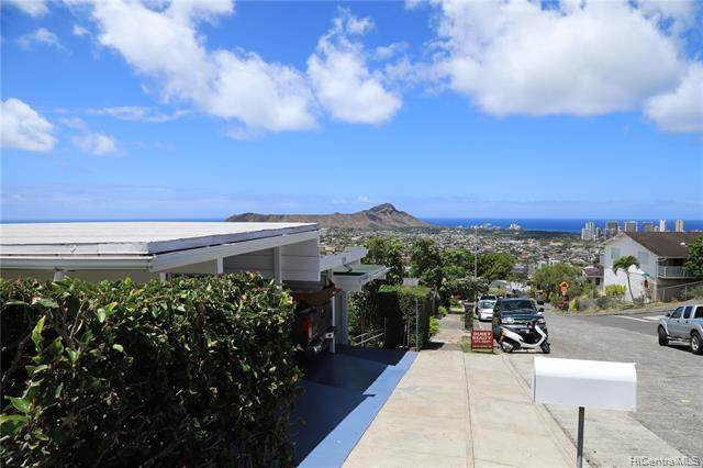 1539 Kaminaka Drive, Honolulu, HI 96816 (MLS #202100228) :: Corcoran Pacific Properties