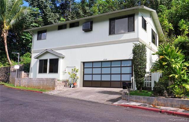 47-129 Hui Oo Place #20, Kaneohe, HI 96744 (MLS #202100242) :: Corcoran Pacific Properties