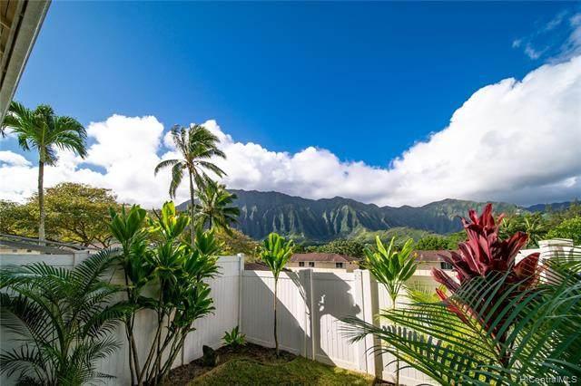 47-345-B Hui Iwa Street #44, Kaneohe, HI 96744 (MLS #202100259) :: Corcoran Pacific Properties