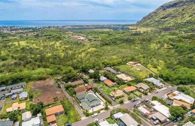 85-715 Piliuka Place, Waianae, HI 96792 (MLS #202100278) :: Team Lally