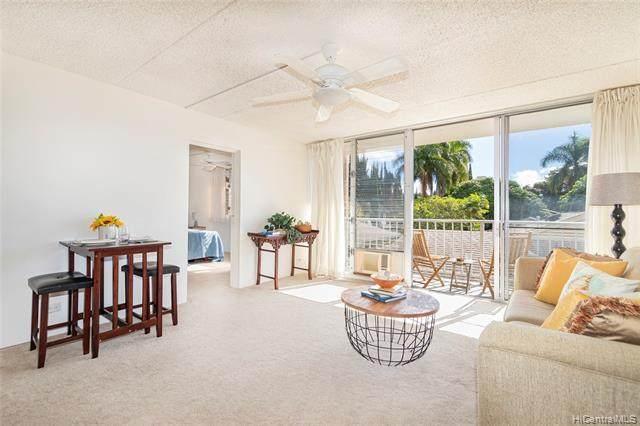1821 Keeaumoku Street #205, Honolulu, HI 96822 (MLS #202100295) :: Island Life Homes