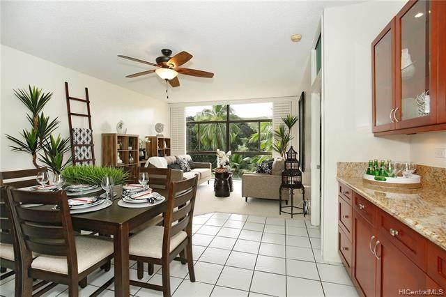 1020 Aoloa Place 405B, Kailua, HI 96734 (MLS #202100318) :: Island Life Homes