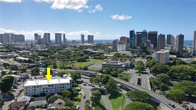 112 S School Street #105, Honolulu, HI 96813 (MLS #202100319) :: Keller Williams Honolulu