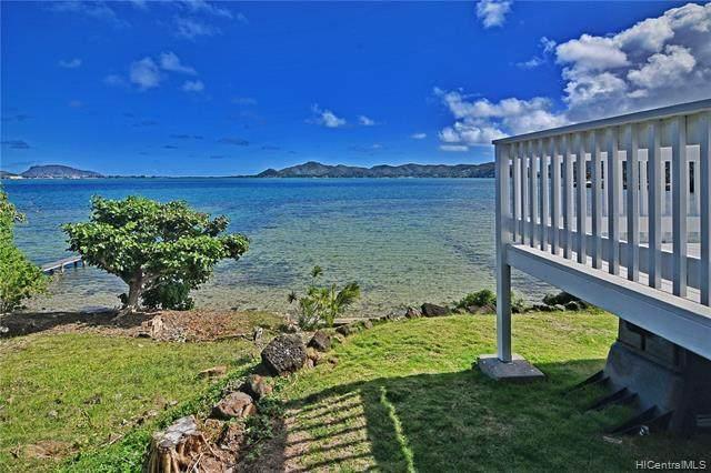 45-012 Lilipuna Road, Kaneohe, HI 96744 (MLS #202100322) :: LUVA Real Estate