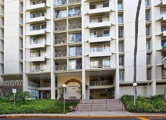 1515 Nuuanu Avenue #255, Honolulu, HI 96817 (MLS #202100342) :: The Ihara Team