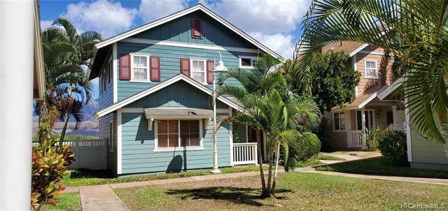 87-1950 Pakeke Street L, Waianae, HI 96792 (MLS #202100345) :: Keller Williams Honolulu