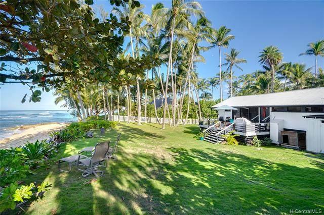 57-329 Pahipahialua Street, Kahuku, HI 96731 (MLS #202100352) :: Island Life Homes