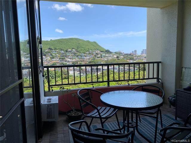 55 S Judd Street #1004, Honolulu, HI 96817 (MLS #202100412) :: Keller Williams Honolulu