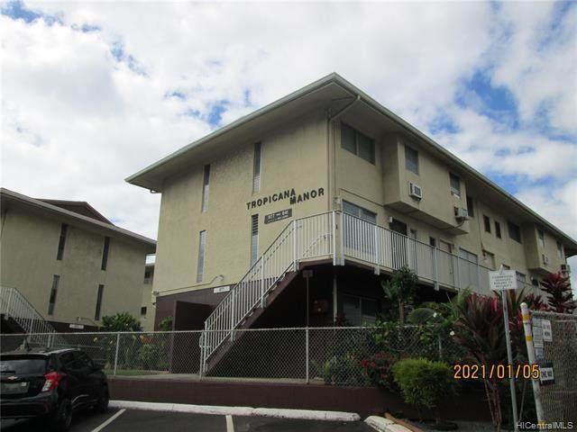 841 Ala Lilikoi Street #8412, Honolulu, HI 96818 (MLS #202100424) :: Team Lally