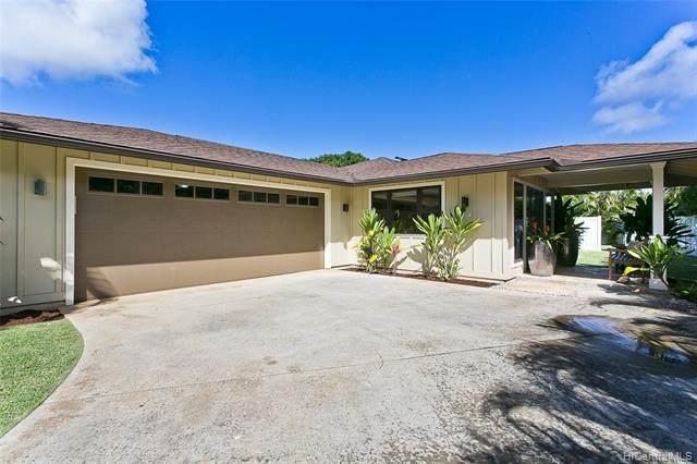 713 Nunu Street, Kailua, HI 96734 (MLS #202100439) :: Island Life Homes