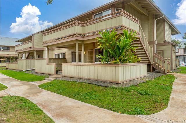 91-940 Puahala Street 39C, Ewa Beach, HI 96706 (MLS #202100467) :: Barnes Hawaii