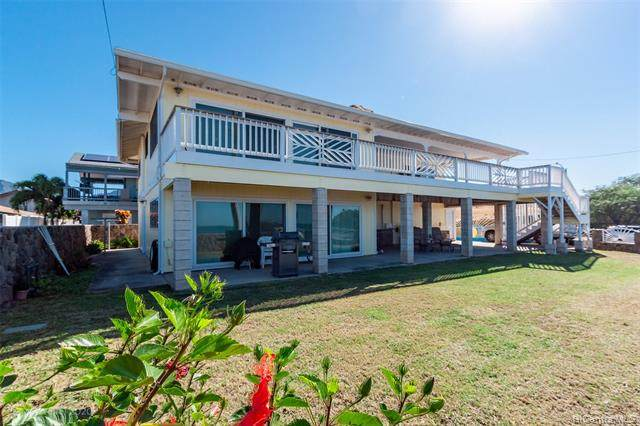 87-946 Farrington Highway, Waianae, HI 96792 (MLS #202100512) :: Corcoran Pacific Properties