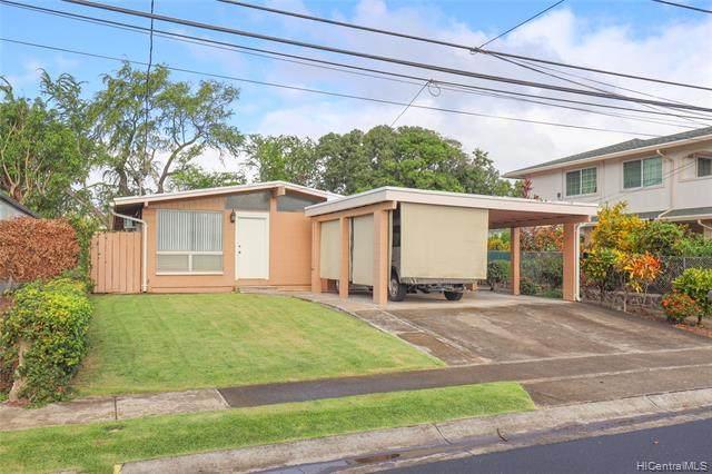 99-166 Kalaloa Street, Aiea, HI 96701 (MLS #202100534) :: Corcoran Pacific Properties