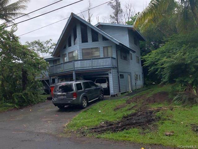 15-315 Puni Makai Loop, Pahoa, HI 96778 (MLS #202100545) :: Barnes Hawaii