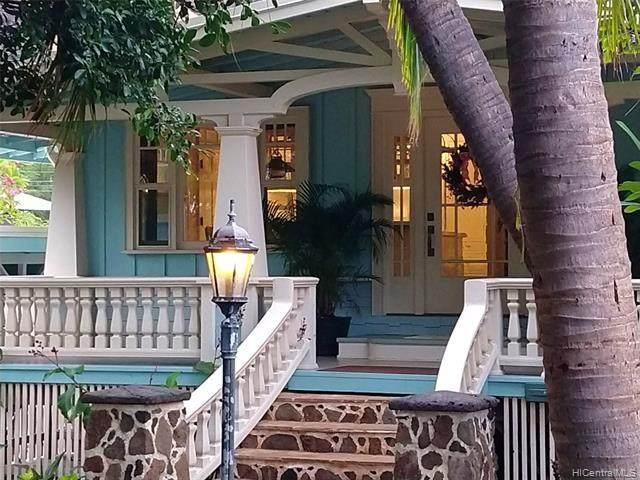 84-039 Lawaia Street, Waianae, HI 96792 (MLS #202100562) :: Keller Williams Honolulu