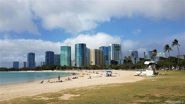 1330 Ala Moana Boulevard #2008, Honolulu, HI 96814 (MLS #202100575) :: Island Life Homes