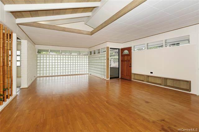 3244 Alani Drive, Honolulu, HI 96822 (MLS #202100587) :: LUVA Real Estate