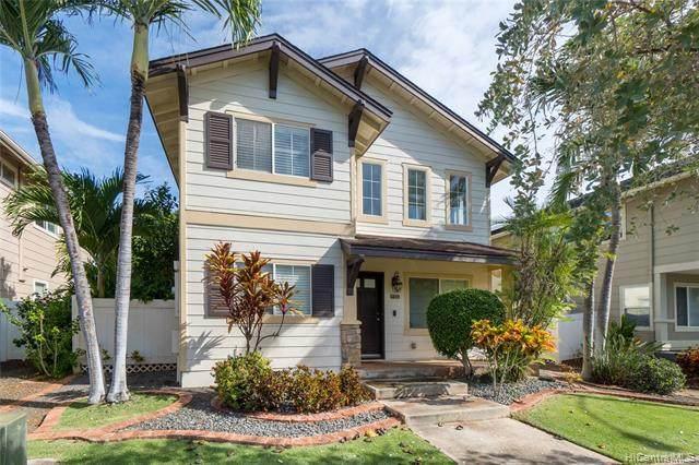 91-1036 Kaiikuwa Street, Ewa Beach, HI 96706 (MLS #202100602) :: LUVA Real Estate