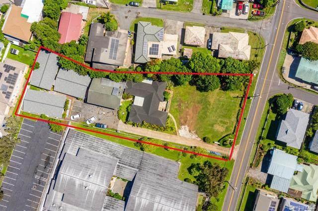 608 N Judd Street, Honolulu, HI 96817 (MLS #202100606) :: Keller Williams Honolulu
