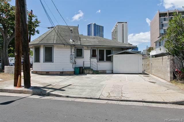 1624 Fern Street, Honolulu, HI 96826 (MLS #202100644) :: Team Lally