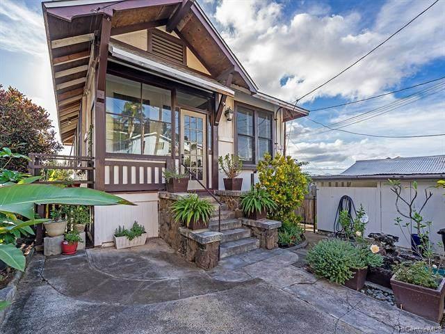 319 Iolani Avenue A, Honolulu, HI 96813 (MLS #202100652) :: Island Life Homes