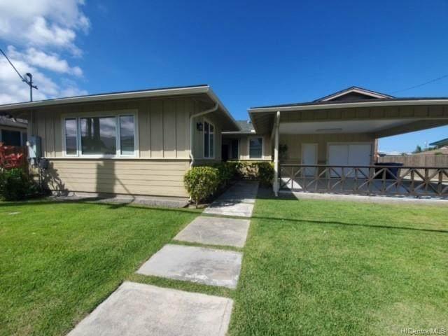 602 Kawainui Street, Kailua, HI 96734 (MLS #202100666) :: Keller Williams Honolulu