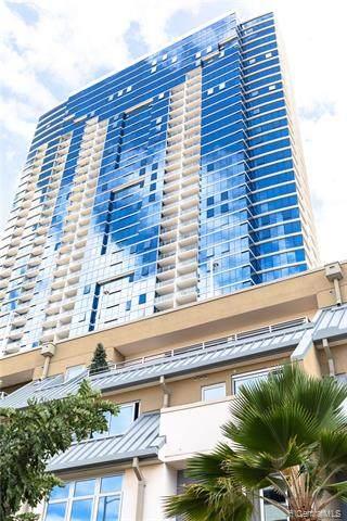 555 South Street #406, Honolulu, HI 96813 (MLS #202100680) :: Island Life Homes
