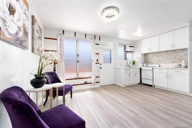 636 Nalanui Street #205, Honolulu, HI 96817 (MLS #202100693) :: LUVA Real Estate