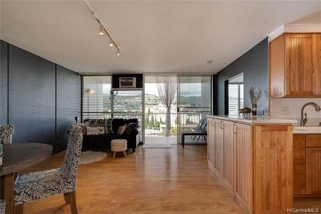 754 Ekela Avenue #703, Honolulu, HI 96816 (MLS #202100711) :: Corcoran Pacific Properties