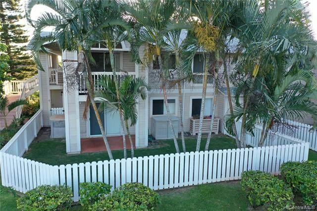 94-606 Lumiaina Street T102, Waipahu, HI 96797 (MLS #202100712) :: Corcoran Pacific Properties