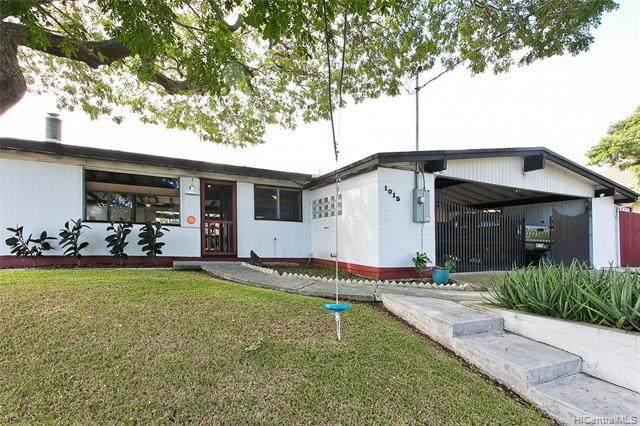 1015 Ilipilo Street, Kailua, HI 96734 (MLS #202100715) :: Island Life Homes