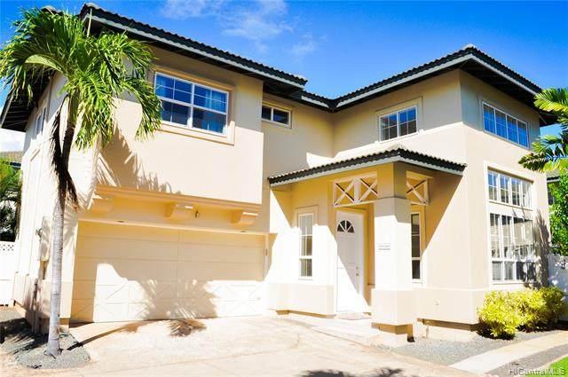 91-1030 Wahinoho Street, Kapolei, HI 96707 (MLS #202100719) :: Team Lally