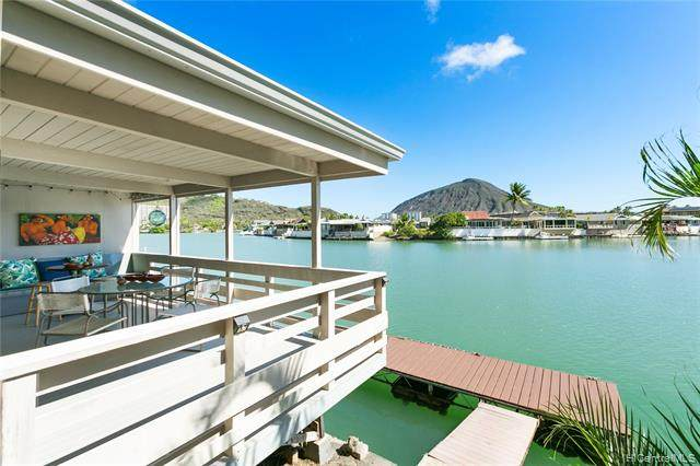 437 Opihikao Place #182, Honolulu, HI 96825 (MLS #202100720) :: Keller Williams Honolulu