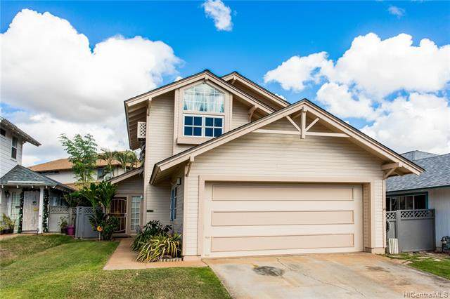 91-219 Hiluhilu Place, Kapolei, HI 96707 (MLS #202100725) :: Barnes Hawaii