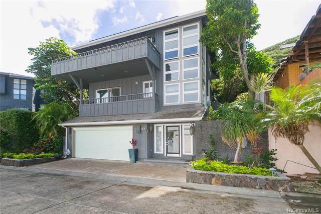 10 Prospect Street, Honolulu, HI 96813 (MLS #202100727) :: The Ihara Team