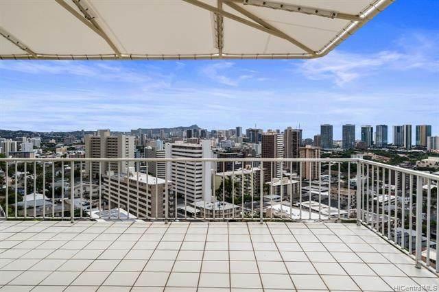 666 Prospect Street Phb, Honolulu, HI 96813 (MLS #202100747) :: Island Life Homes