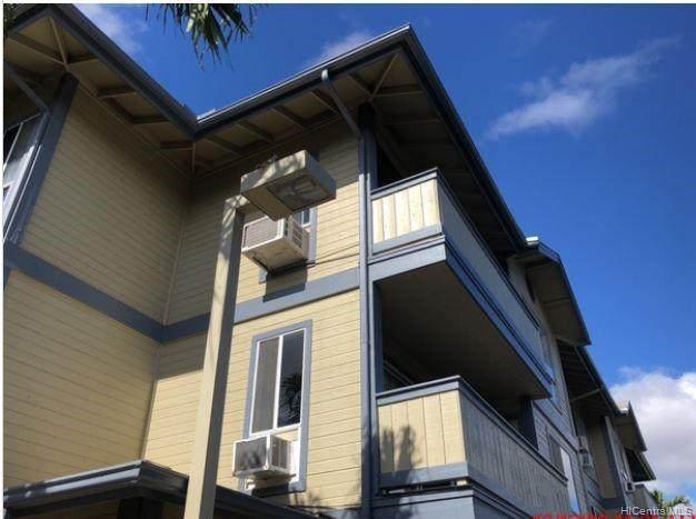 91-284 Hanapouli Circle 7I, Ewa Beach, HI 96706 (MLS #202100759) :: Barnes Hawaii