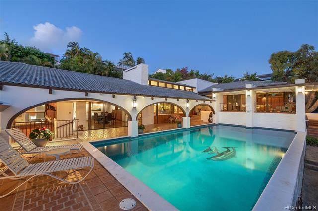 1821 Kumakani Place, Honolulu, HI 96821 (MLS #202100763) :: Keller Williams Honolulu